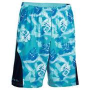 Kratke hlače za igranje odbojke na mivki BV 500 - mornarsko modre