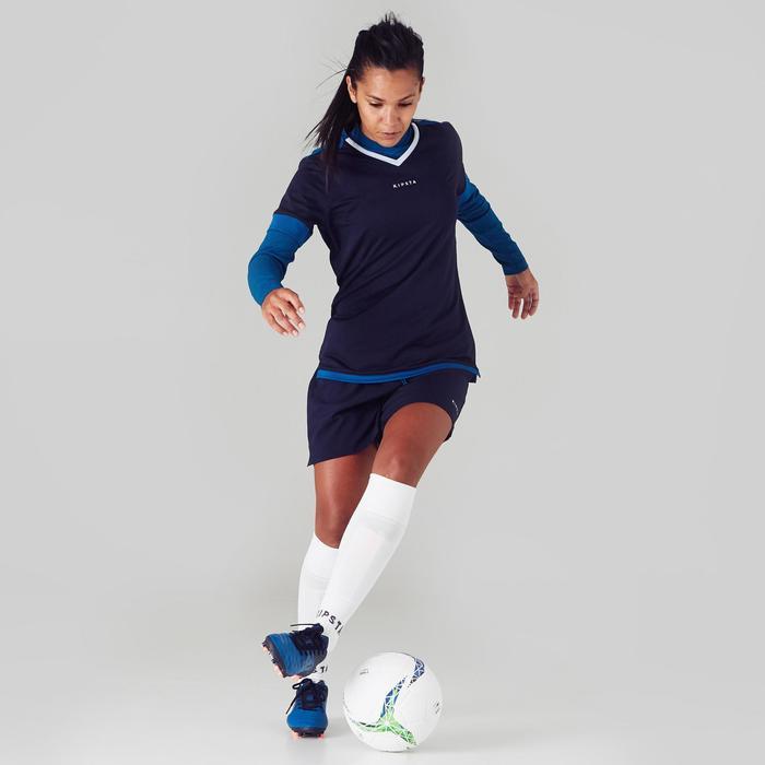 Maillot de football femme F500 menthe - 1356866