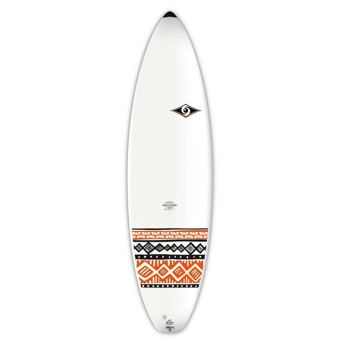 Tabla Surf Irrompible Perfeccionamiento Bic 6,7' Adulto Blanco