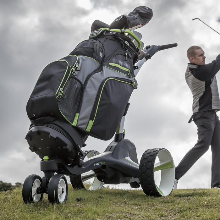 Chariot de golf électrique MGI ZIP X5 - 1356911
