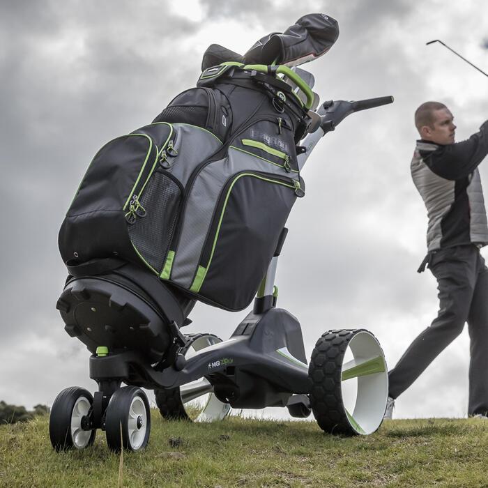 Elektrische trolley golfsport MGI ZIP x5