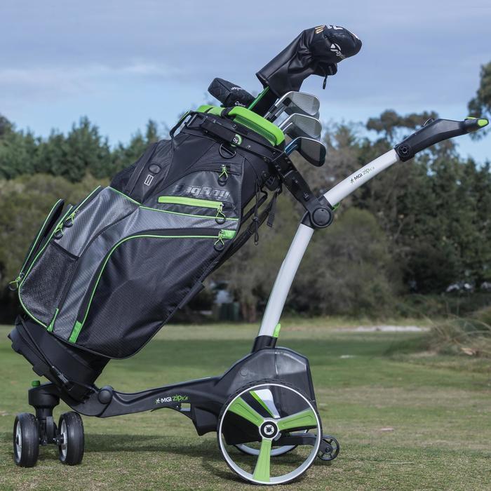Chariot de golf électrique MGI ZIP X5 - 1356913