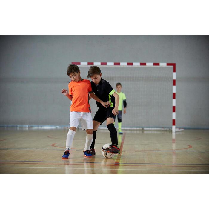 Chaussure de futsal enfant CLR 900 noire orange - 1356945