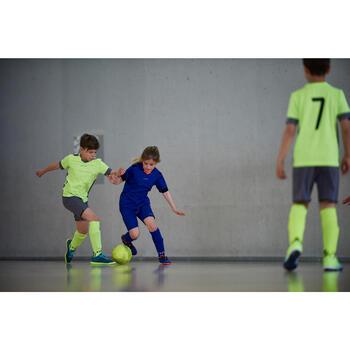 Chaussure de futsal enfant CLR 500 bleue - 1356969