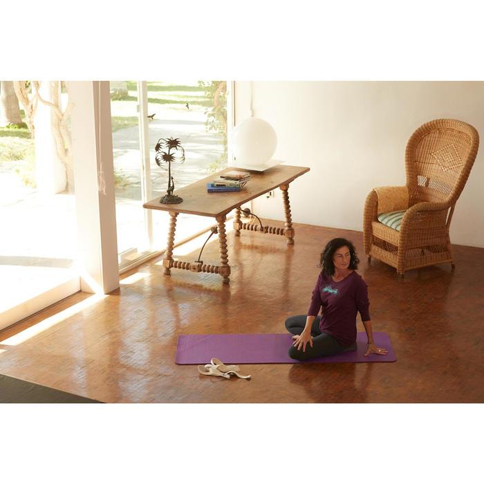 Brique yoga en mousse foncé - 1356971