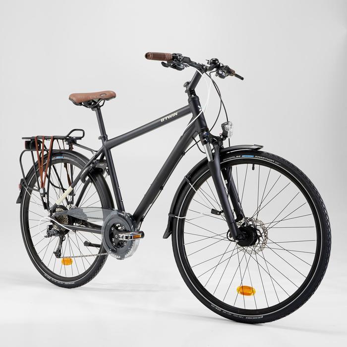 Vélo ville longue distance Hoprider 900 cadre haut - 1357019