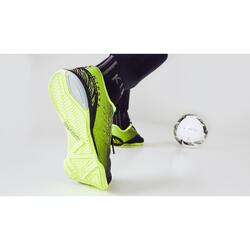 Hallenschuhe Futsal Fußball CLR 900 Erwachsene gelb