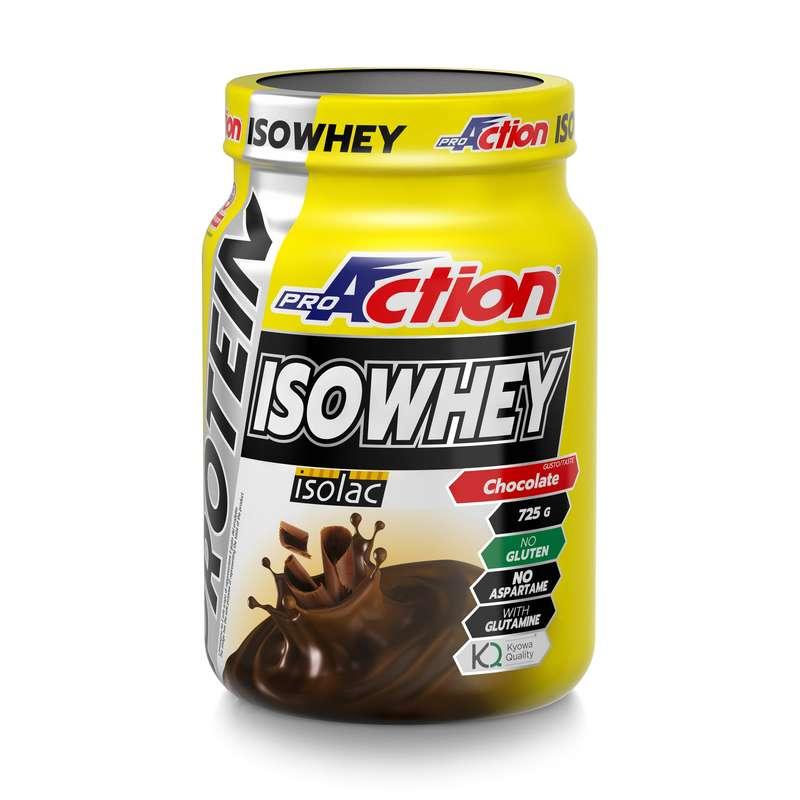 PROTEINE E COMPLEMENTI ALIMENTARI Alimentazione - Proteine whey + glutamm ciocco PROACTION - Alimentazione