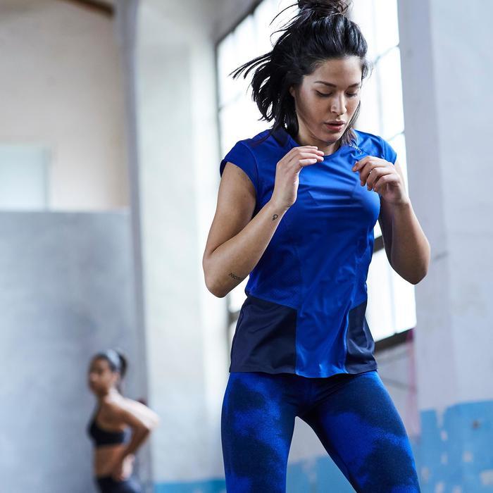 T-shirt fitness cardio-training femme 900 - 1357197