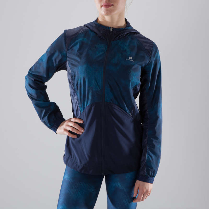FITNESS CARDIO CONFIRMED WOMAN CLOTHING Fitness and Gym - 520 Cardio Fitness Jacket DOMYOS - Fitness and Gym