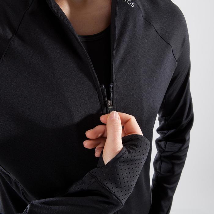 Cardiofitness vest 900 voor dames zwart