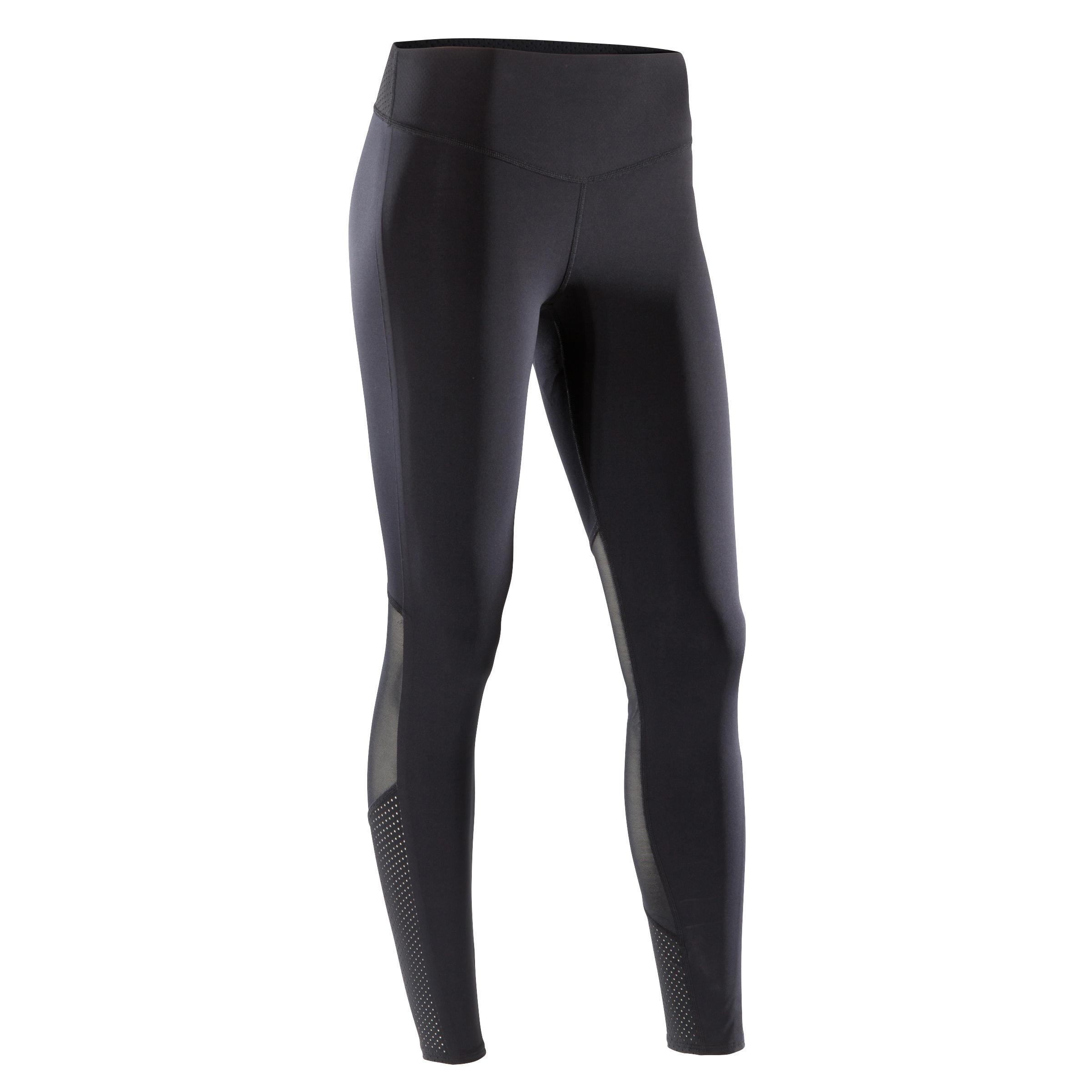 900 Women's Cardio Fitness Leggings - Black