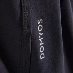 Sporthose kurz FST 900 Fitness Cardio Damen schwarz