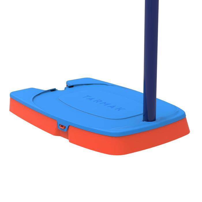 Panier de basketball pour enfant K100 Monstre bleu. 0,9m à 1,2m. Jusqu'à 5 ans. - 1357811