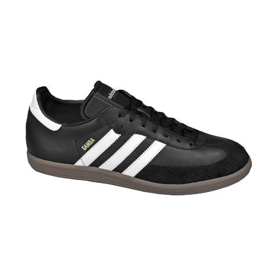 Zaalvoetbalschoenen Samba volwassenen zwart - 136719