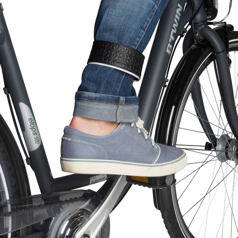 700 City Bike Trouser Clip - Black