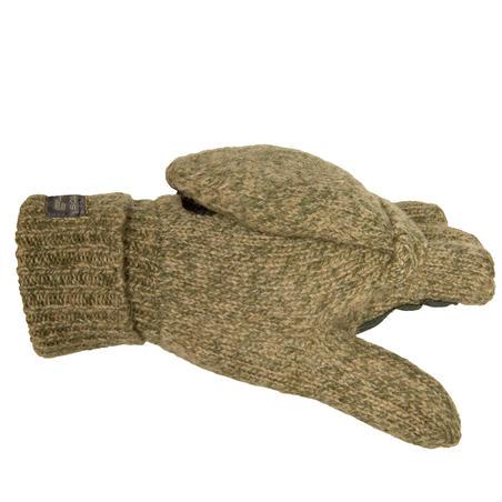 Mitaines de chasse en laine100