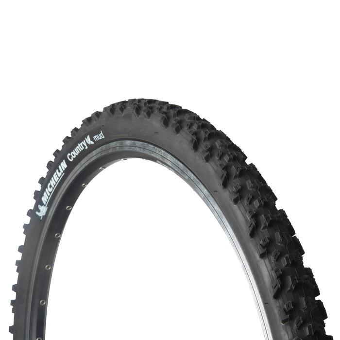 Fahrradreifen Drahtreifen MTB Michelin Country Mud 26x2.0