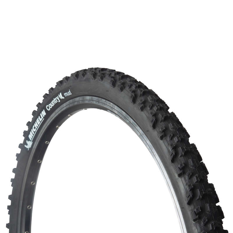 MIXTE TERRAIN MTB TYRES Cycling - Country Style 26x2.00 Tyre MICHELIN - Cycling