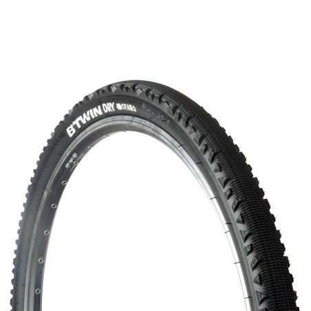 Hybrid Bike Tire 1-Speed 26 x 1.95