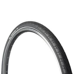 Fahrradreifen Drahtreifen Rennrad Randonneur 700x28 mit Pannenschutz (28-622)