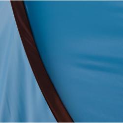 Schutzzelt 2 Seconds Naturwandern blau
