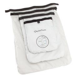 Set of 3 Waterproof Clothing Covers