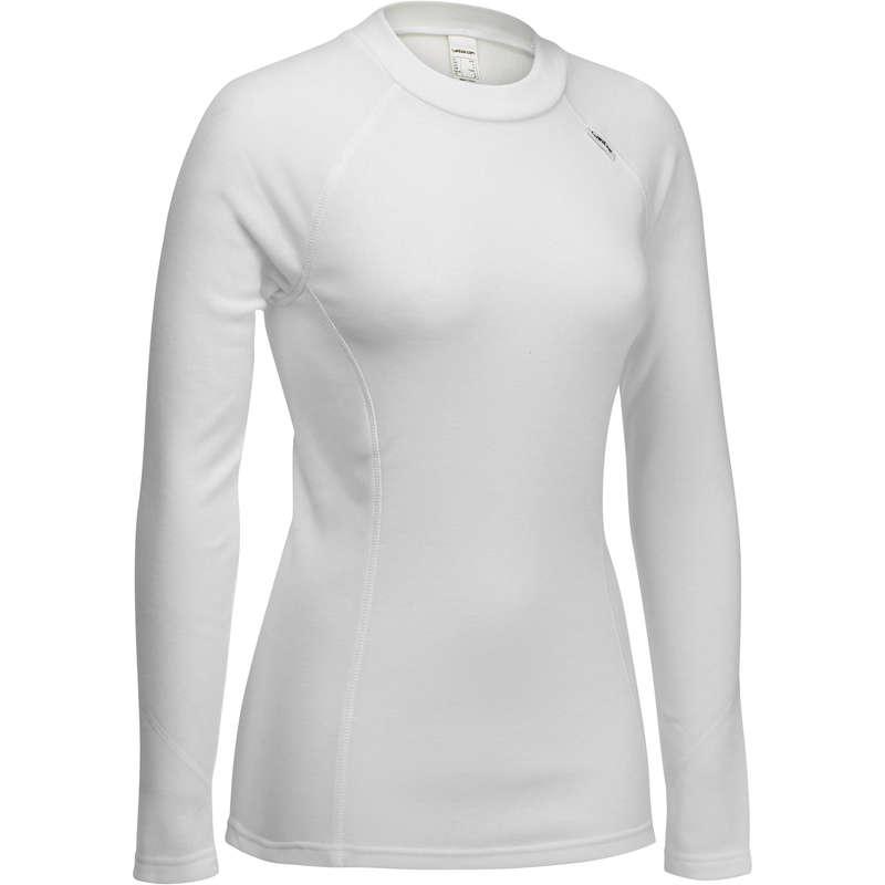 INTIMO E STRATO 2 DONNA Sci, Sport Invernali - Maglia termica SIMPLE WARM WEDZE - Abbigliamento sci donna