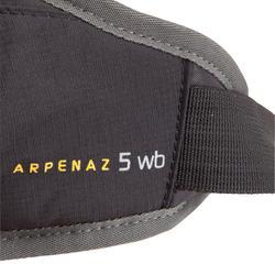 Heuptasje voor wandelingen Arpenaz 5 liter - 138878