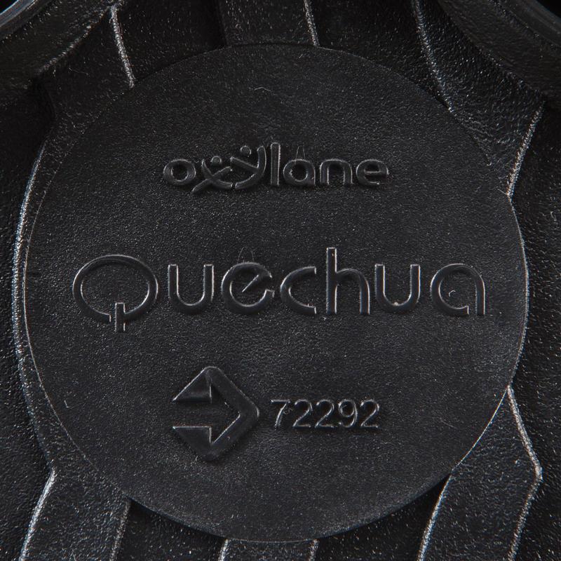 Bombín Pie Quechua Negro