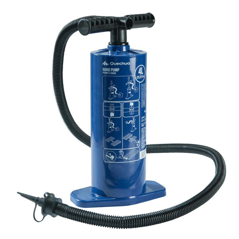 DOUBLE ACTION HAND PUMP 4 L | RECOMMENDED FOR INFLATABLE MATTRESSES