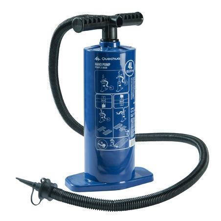 Double Action Camping Hand Pump