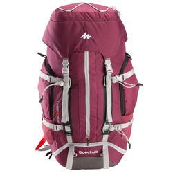 Backpack Easyfit voor dames 50 liter paars - 139155