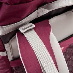 Backpack Easyfit voor dames 50 liter paars - 139163