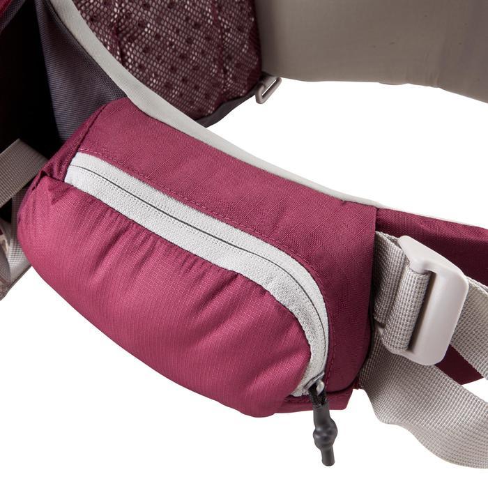 Sac à dos Trekking easyfit femme 50 litres violet - 139174