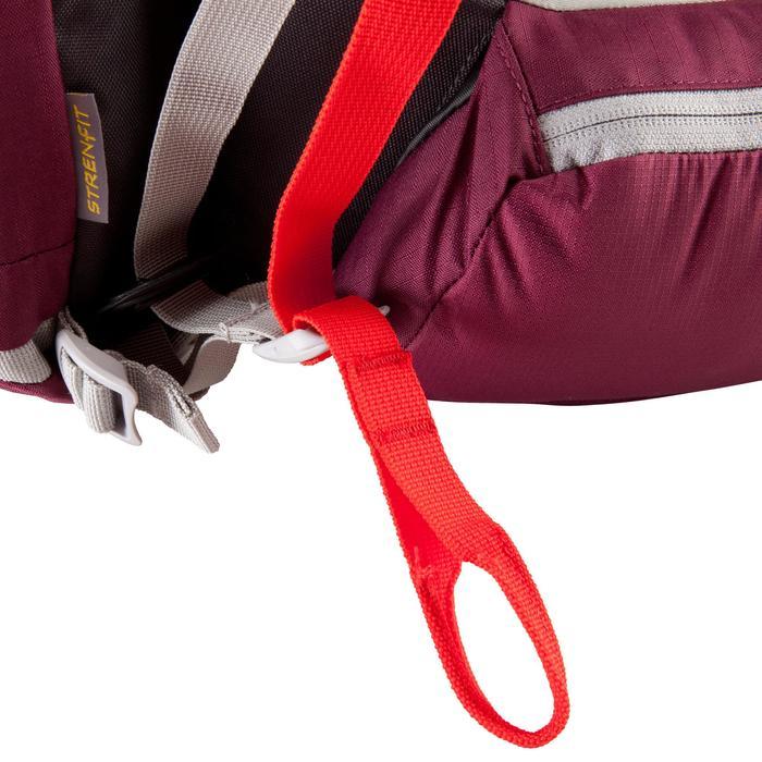 Sac à dos Trekking easyfit femme 50 litres violet - 139178