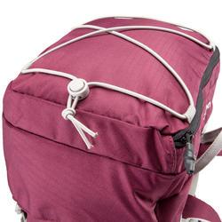 Backpack Easyfit voor dames 50 liter paars - 139179