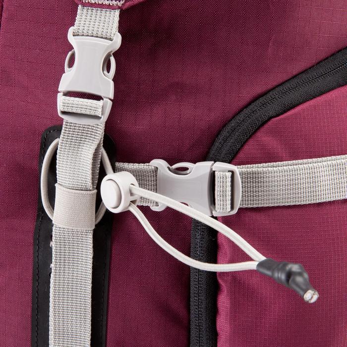 Trekkingrucksack EasyFit 50 Liter Damen violett