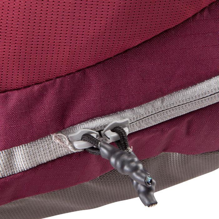 Sac à dos Trekking easyfit femme 50 litres violet - 139195