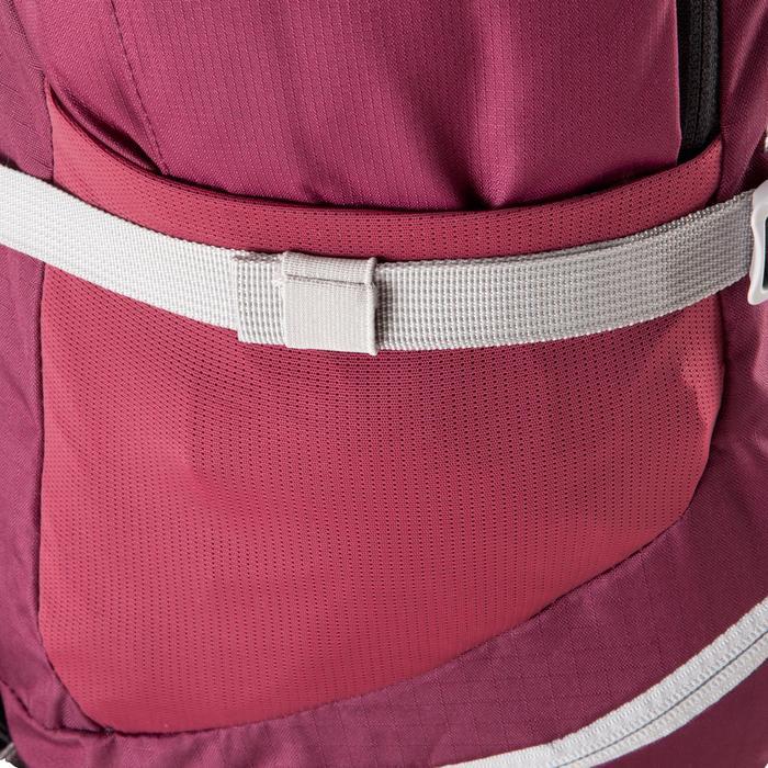 Sac à dos Trekking easyfit femme 50 litres violet - 139198