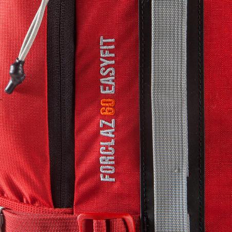 Men's Easyfit 60L hiking backpack