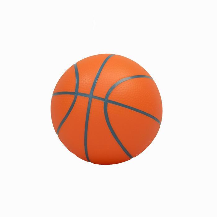 Panier de basketball pour enfant K100 Monstre bleu. 0,9m à 1,2m. Jusqu'à 5 ans. - 1396662