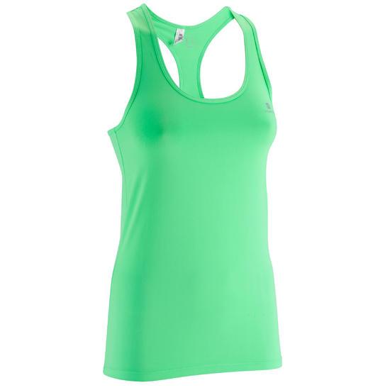 Fitnesstop My Top voor dames, voor cardiotraining - 139698