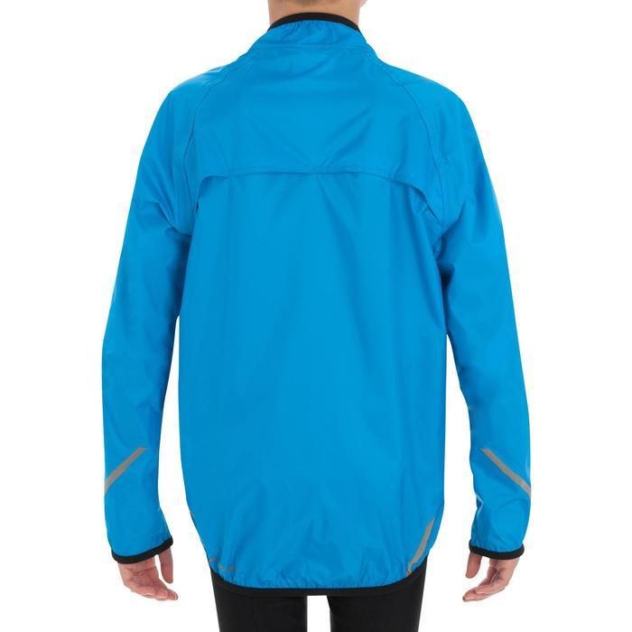 Coupe-pluie vélo enfant 300 bleu - 13980