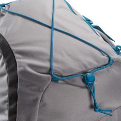 Trekking Backpack Forclaz 50 litres - Grey