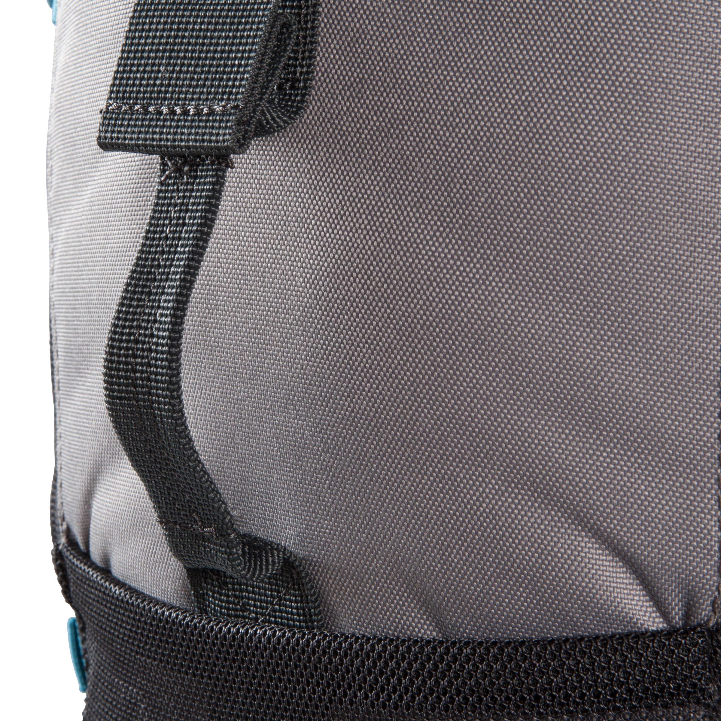 Forclaz 50-Litre Travel Backpack - Grey