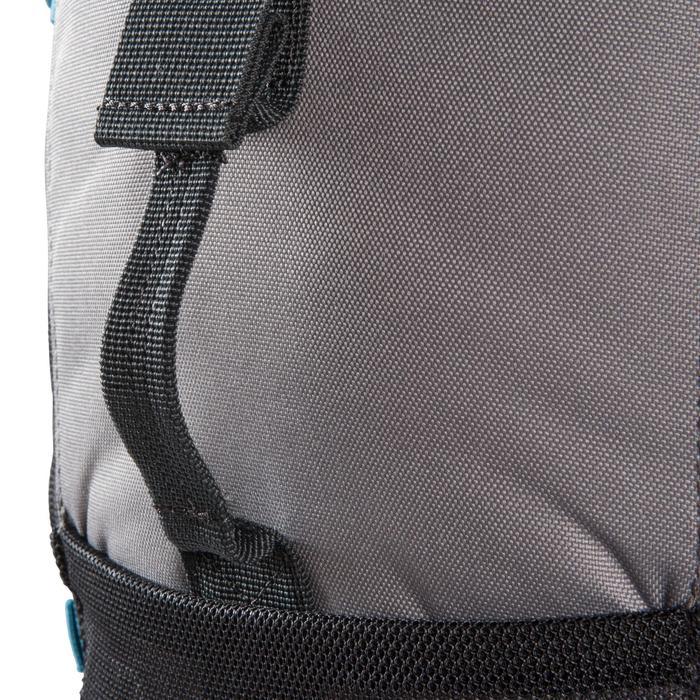 健行背包Forclaz 50 L-灰色