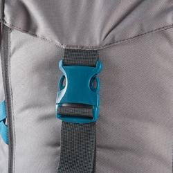 Backpacking Rucksack Forclaz 50 Liter grau
