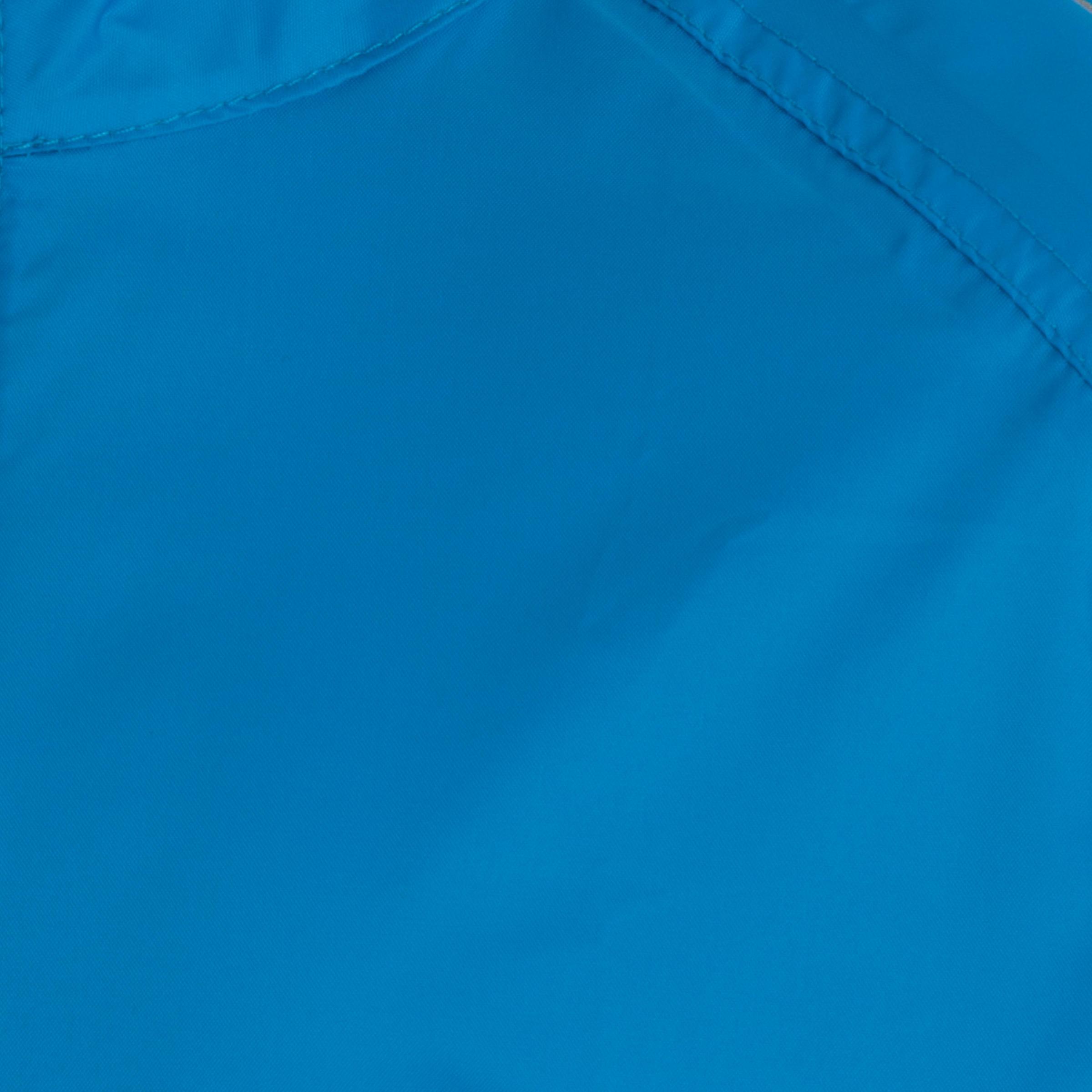 Manteau vélo enfant 300 bleu