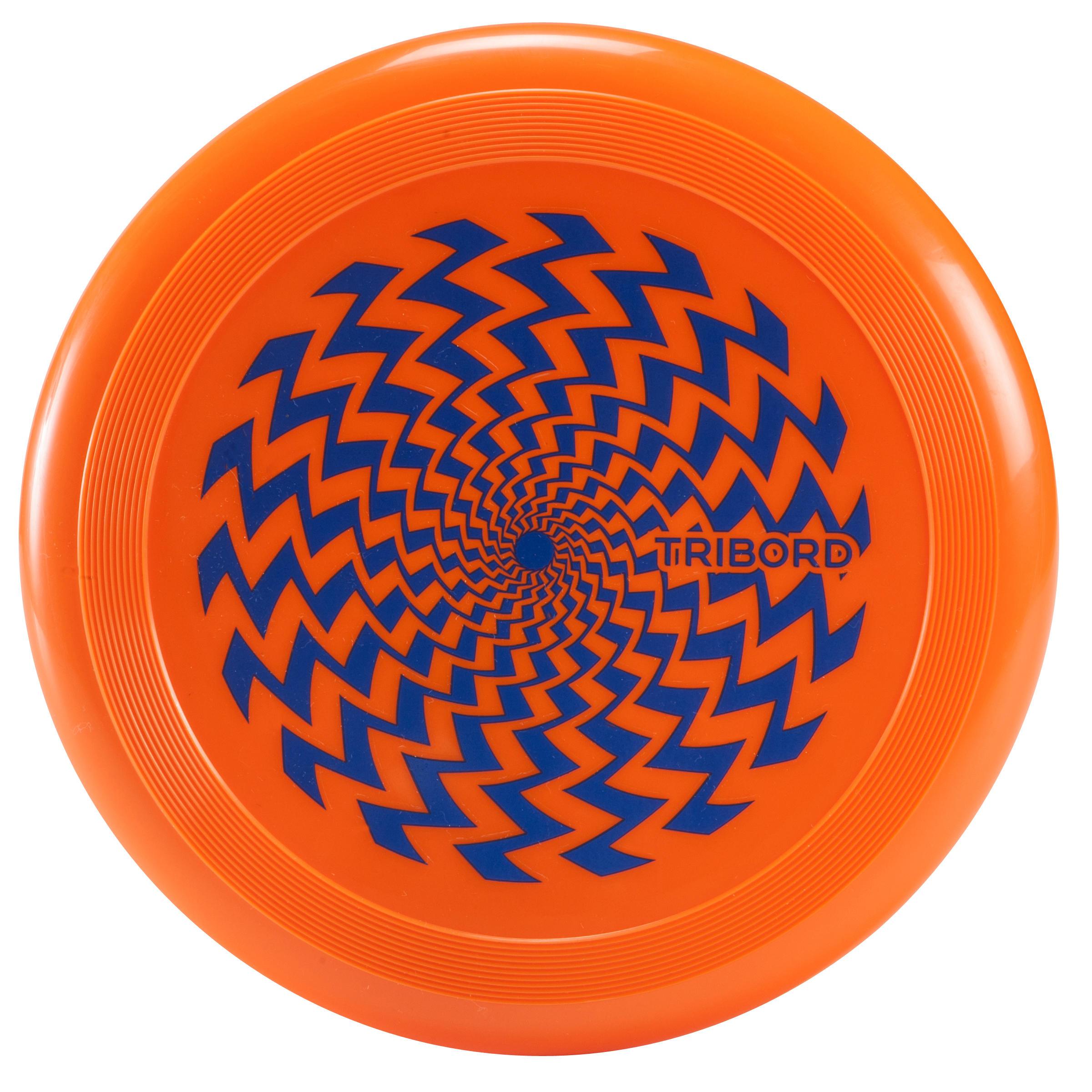 Disque volant d90 geo orange olaian